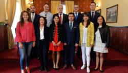 Adrián Serna fue elegido como  nuevo alcalde de Villarcayo de MCV