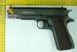 La Guardia Civil detiene al presunto autor de unas amenazas a un menor