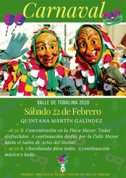 Carnavales en el Valle de Tobalina