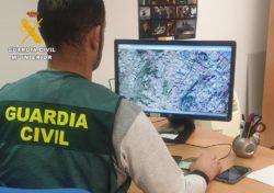 La Guardia Civil detiene a un hombre por abusos sexuales