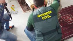 La Guardia Civil localiza y detiene a un ciudadano en situación de reclamado judicial