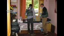 La Guardia Civil localiza a cuatro víctimas más del osteópata detenido en febrero en Las Merindades por abusos sexuales