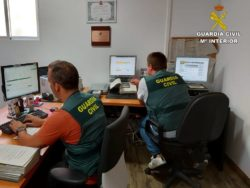 La Guardia Civil investiga a un menor por hurto de uso de vehículo a motor en una localidad de nuestra comarca