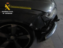 La Guardia Civil detiene a la conductora del atropello múltiple de Villarcayo