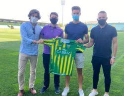 El futbolista villarcayés Mario González jugará en la primera división portuguesa