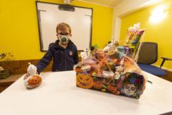 Ander Pereda Gil de 8 años gana el concurso de calabazas de Halloween 2020