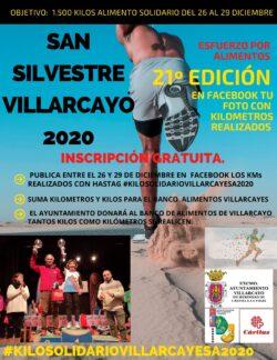 La San Silvestre Villarcayesa será de forma virtual y solidaria junto con 3 concurso buscarán mantener el espíritu navideño en Villarcayo