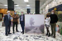 El pintor medinés Guillermo Sedano gana el XXI Certamen de Pintura ACOR Castilla y León