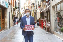 El Ayuntamiento de Medina de Pomar dedica su calendario del 2021 al comercio local