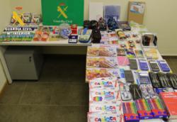 La Guardia Civil vuelve a detener al autor de los robos en viviendas con empleo de llaves falsas