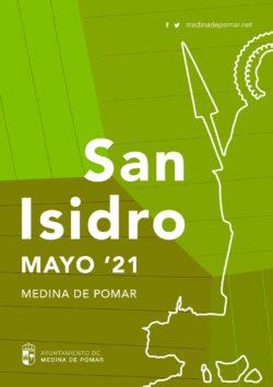 El Alcalde de Medina pide responsabilidad a los vecinos con motivo de las Fiestas de San Isidro