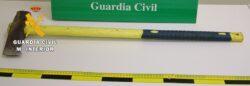 La Guardia Civil detiene al autor de unas amenazas de muerte en Las Merindades