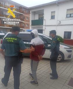La Guardia Civil detiene al autor de la agresión con arma blanca en Villarcayo