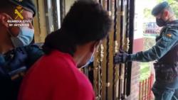 La Guardia Civil detiene en Medina de Pomar a uno de los agresores del joven de Amorebieta