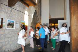 """El pasado 27 de agosto se inauguró la exposición internacional """"Encuentro en Las Torres"""""""